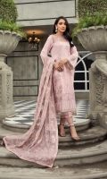 Embroidered Lawn Front Embroidered Lawn Back Embroidered Lawn Sleeves Heavy Embroidered Chiffon Dupata Dyed Cambric Lawn Trouser