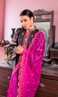 1.75 Mtr Digital Shirt Embroidered Front 2.5 Mtr Chiffon Embroidered Dupatta 2.5 Mtr Trouser 1 Pcs Trouser Lace