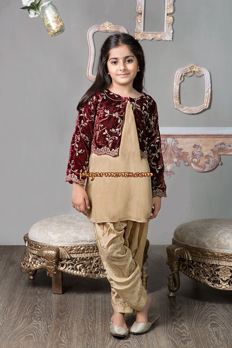 3c9e16208b Mariab Exclusive Kids Collection 2018 | Pakistani Clothes & Fashion ...