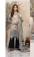 Three Piece Khaddar Suit