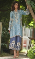 Pure silk outfit featuring zardozi and kamdaani work.