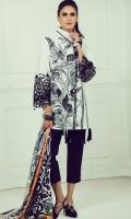 Material: Shirt Khaddar, Trouser Khaddar, Dupatta Shawls