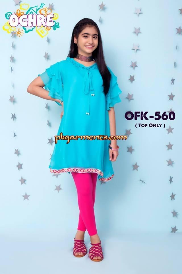 07ae3994c979 Ochre Girls Festive Eid Collection 2018