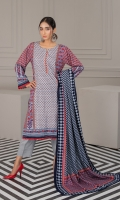 • Printed Marina modal Satin Shirts, • Printed Marina modal Satin Dupattas, • Printed Trousers.
