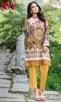 Shirt(3M) Slub Khaddar