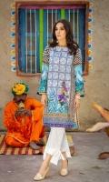 Shirt (1.2M) - 100% PIMA Cotton  Embroidery - Motif + Patti
