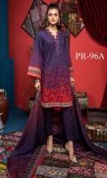 Digital Printed Khaddar Shirt 3M Digital Printed Wool Shawl 2.5M Khaddar Dyed Trouser 2.5M