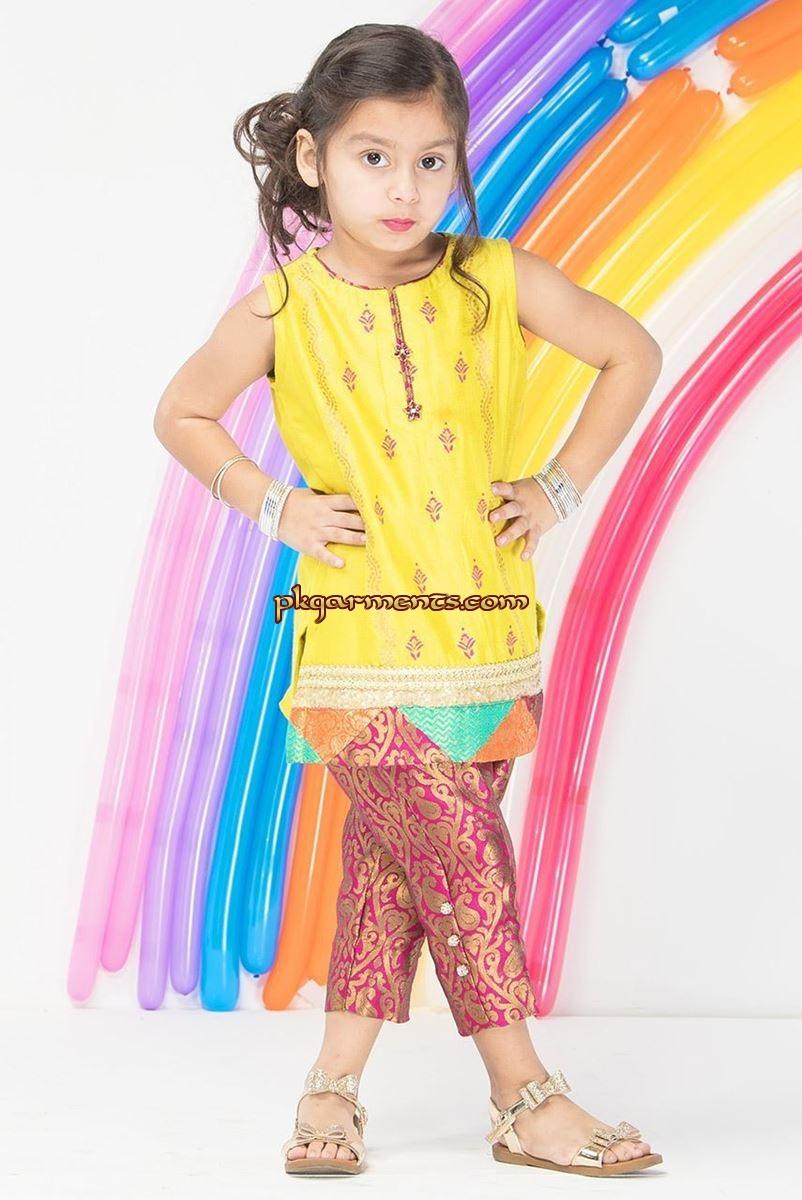 8be6c3b2a4 Phatyma Khan Girls Collection 2018   Pakistani Clothes & Fashion ...