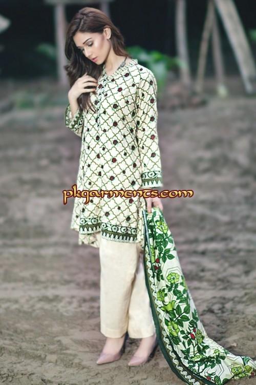 52db4b52f7 Phulkari Winter Collection Volume II 2017   Pakistani Clothes & Fashion  Dresses Online