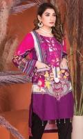 Embroidered Slub Khaddar