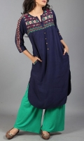 Exclusive Embroidered Kurti