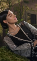 Net Embroidered Front & Back Handmade Embellished Neckline Net Embroidered Front Border Net Embroidered Front Lace Dyed Silk Shirt Lining Net Embroidered Sleeves Embroidered Sleeves Lace Organza Embroidered Dupatta Embroidered Dupatta Lace and Plain Raw Silk Trouser