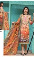 1 emb cambric shirt  2 shefoon dup  3 plain shalwar