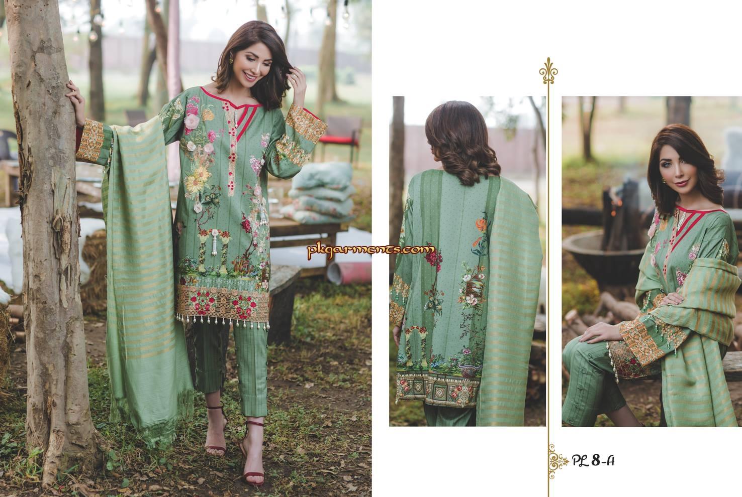 57a336d130 Rang Rasiya Premium Winter Collection 2018 | Pakistani Clothes ...