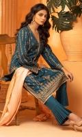 Shirt: - Printed Lawn Dupatta: - Printed Lawn Trouser: - Dyed
