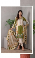 • Printed Lawn Shirts  • With Printed Lawn Dupattas  • & Trousers.