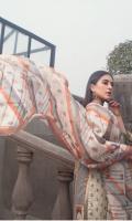 Shirt: Finest Digitally Printed Embroidered Luxury Lawn  Dupatta: Fancy Digitally Printed Organza  Trouser Dyed PREMIUM Cotton