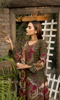 Three pcs khaddar suit