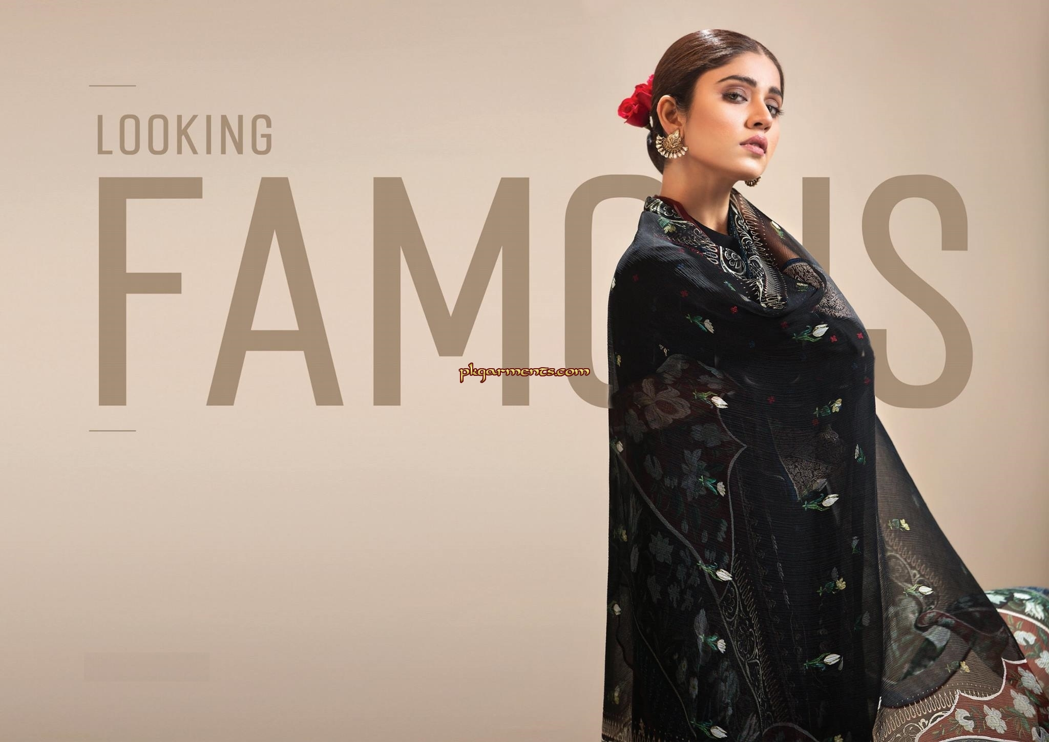 17f95a57de Resham Ghar Luxury Chiffon Collection 2019 | Pakistani Clothes ...