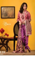 3 Piece Printed Lawn Suit