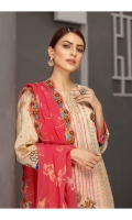 - Embroidered Cotton Shirts  - Embroidered Chiffon Dupattas  - Plain Dyed Shalwar