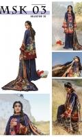 Printed Embroidered Cotail Linen, Slub Linen and Khaddar Shirt Digital Printed Shawl Dupatta Dyed Trouser