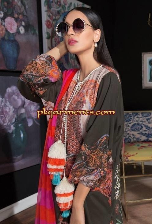 afaed1ac8e Sana Safinaz Muzlin Fall Winter 2018 | Pakistani Clothes & Fashion ...