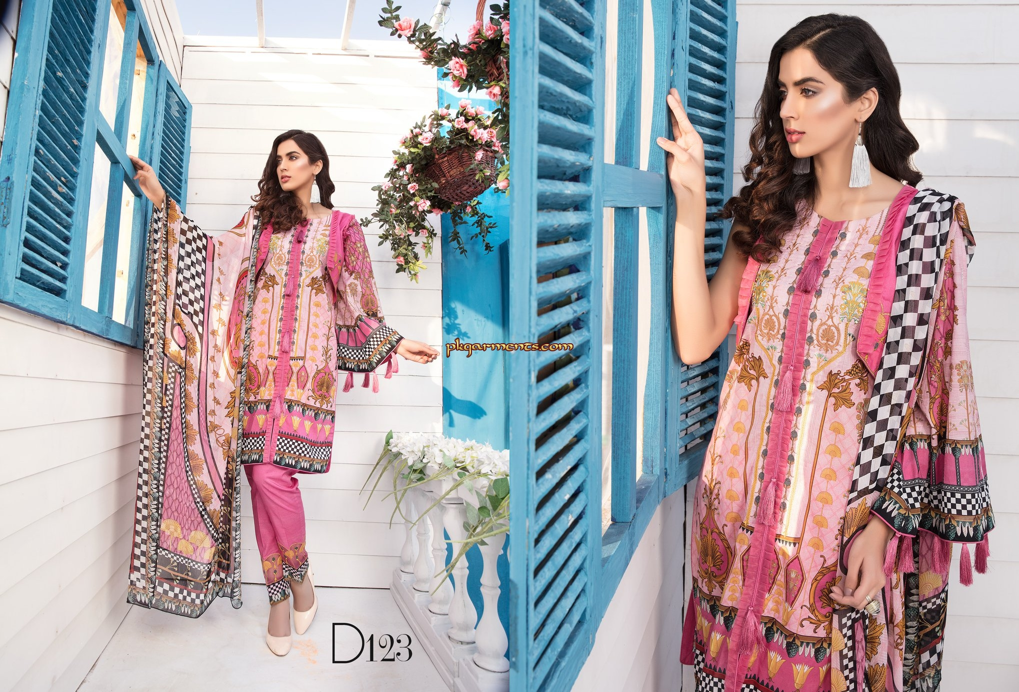 521882f073 Sanoor By Noor Fatima Spring Summer 2019 | Pakistani Clothes ...