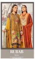 Slub Linen Embroidered Shirt Printed Wool Shawl Dyed Trouser
