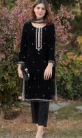 Casual Pret Velvet 2 Piece Suit