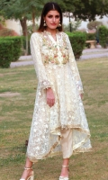 Embroidered Stitched 3 Piece Suit