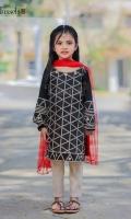 zari sequin embroidered khaadi cotton with jamawar pants and net duppta