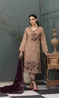 Embroidered Digital Printed Slub Lawn Shirts Plain Slub Shalwar Digital Printed Dupatta