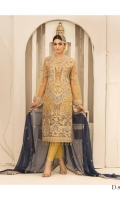 Exclusive & Energetic Semi-Stitched Embroidered Chiffon Designs with Exclusive Fancy Embroidered Dupattas.