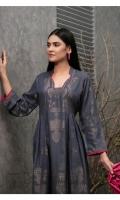 Khaddar Banarsi Broshia Shirt Khaddar Banarsi Broshia Dupatta Plain Khaddar Shalwar