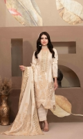 Gala Embroidered Banarsi Lawn Shirts designs Lawn Banarsi Boring Embroidered Dupattas Plain Dyed Shalwar