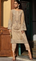 Tunic with duppata with Pant