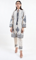Intricate Embroidery On The Kurta And Trouser