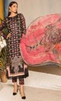 Shirt : Digital Printed Lawn Shirt  Trouser: Digital Printed Cotton Trouser  Dupatta: Digital Printed Bamber Dupatta