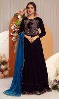 Shirt Fabric: Velvet Dupatta Fabric: Chiffon Lehenga Fabric: Velvet