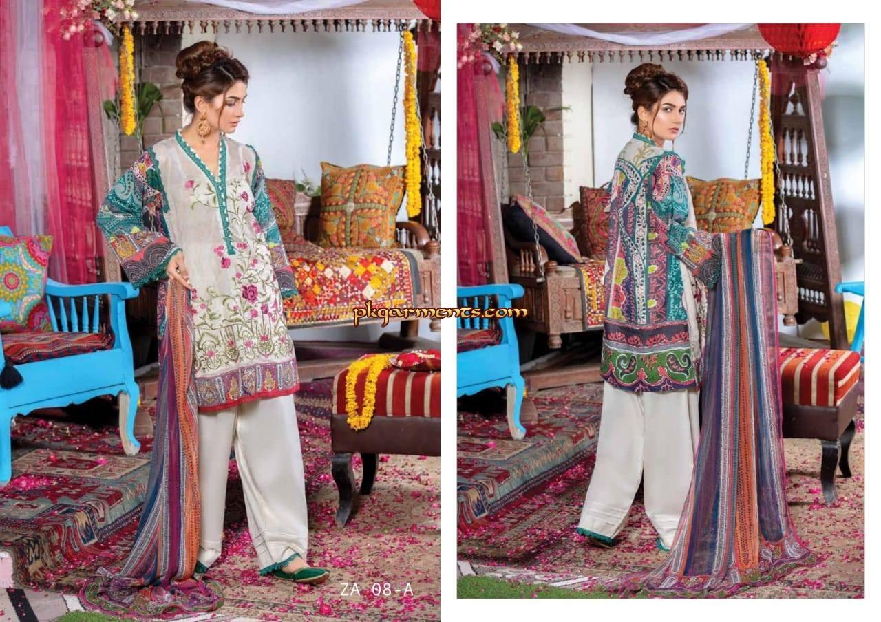d2321af048 Zara Ali Festive Eid Collection 2019 | Pakistani Clothes & Fashion ...