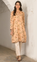 Digital Printed Lawn Shirt, Lace for Embellishment