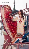 Printed and Embroidered Lawn Shirt Printed Lawn Dupatta Printed Cambric Trouser