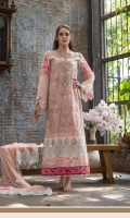 Embroidered Missouri Unstitched 3 Piece Suit
